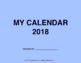 Art Calendar Project: Double Five Year Bundle (Academic AND Calendar Year Kits)