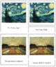 Art Cards Bundle - Famous Artists - Montessori