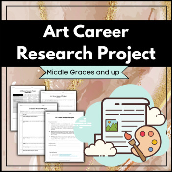 Career Research : Oral and Written Report