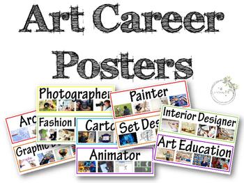 Art Careers Posters