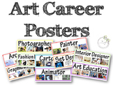 Art Careers Posters