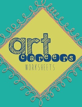 Art Careers Worksheets