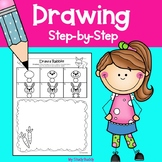 Directed Drawings (Kindergarten & First Grade)