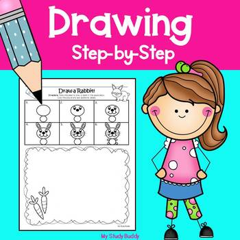 Art Center:  Drawing Step-by-Step