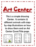 Art Center Book or Printables