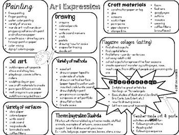 Art Center Ideas