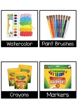 Art Center Labels