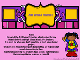 Art Choice Project