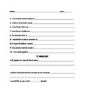 Art Class Interst Survey #1