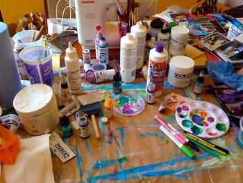 Art Classroom Jobs (Elementary)