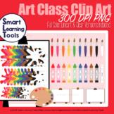 Art Class Clip Art