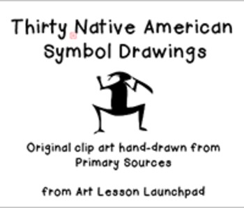 Thanksgiving Clip Art: Native American Drawings from Primary Sources