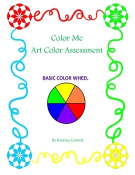 Art Color Assessment