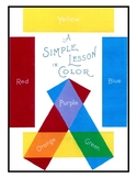 Art Color Theory Poster