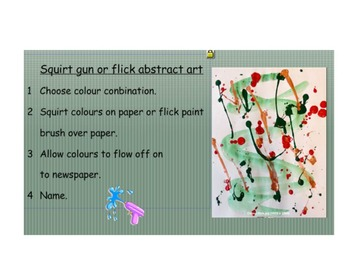 Art SmartBoard - Colour unit