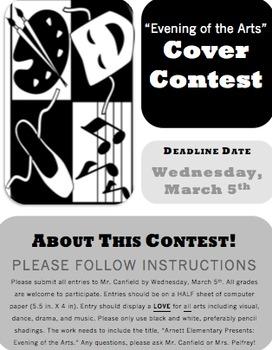 Art Cover Contest