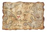 Art - Create a Pirate Map!