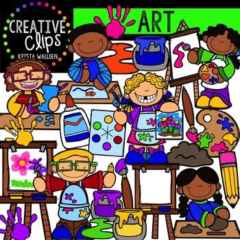 Art {Creative Clips Digital Clipart}