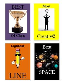 Art Critique Awards