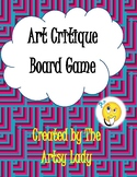 Art Critique Board Game