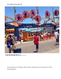 Art Critique with a photograph #3 Coney Island, Brooklyn,