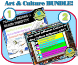 Art & Culture / Brand Identity BUNDLE! Art can influence Society & so can you!