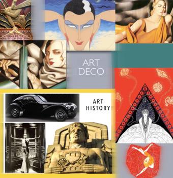 Art Deco Era in Art History - FREE POSTER