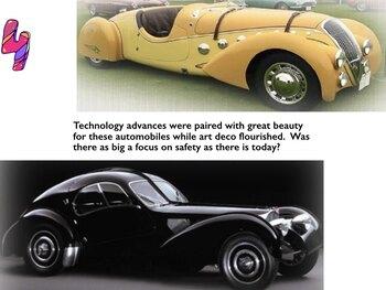 Art Deco Art History - Art Deco - Avant-Garde - 153 Slides