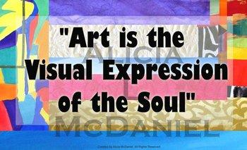 Art Definition by Alicia MCDaniel
