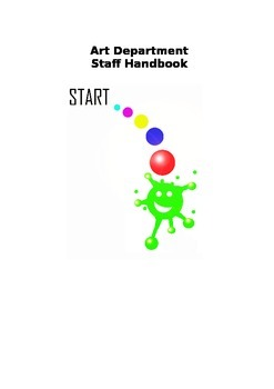 Art Teacher Handbook