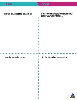Art & Design Basic Planning