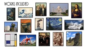 Art Detectives (Internet-Based Art Research Exercises)