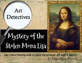 Art Detectives: Mystery of the Stolen Mona Lisa