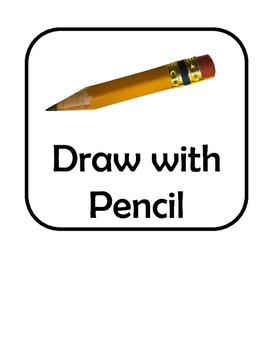 Art Direction Cards / Art Proceduress