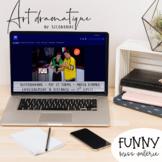 Art Dramatique - Questionnaire - Le National d'Impro