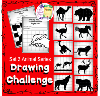 Drawing Lesson Series 2 - Fun Activity