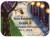 Arts Education (Visual Art) Grade 1