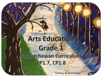 Arts Education (Visual Art) Grade 1