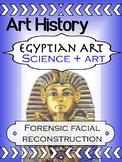 Egyptian Art History - King Tut - Science & Art