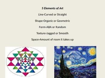 Art Element Fundamentals