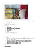 Art Elements - 8 Basic Art lessons - All Grade Levels