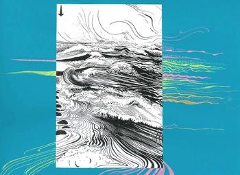Art Elements: Line & observing detail. Feat. Brett Whitely