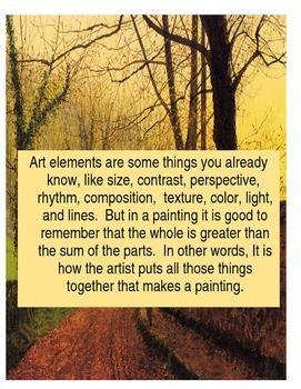 Art Elements Part ll