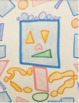 Art Elements, Principles of Design Activities with Formative Assessments Bundle