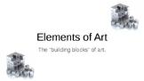 Art Elements Slides Presentation