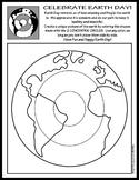 Art Enrichment Everyday APRIL Activity Coloring Pages