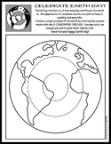 Art Enrichment Everyday APRIL Activity Coloring Pages