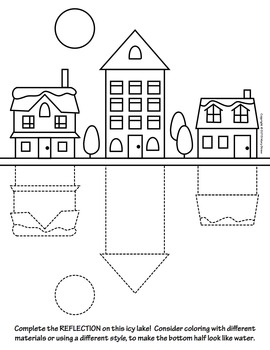 Art Enrichment Everyday FEBRUARY Activity Coloring Pages