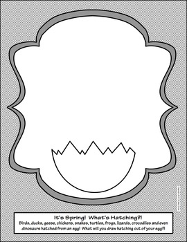 Art Enrichment Everyday MARCH Activity Coloring Pages