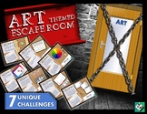 Art Escape Room: Elements of Art!